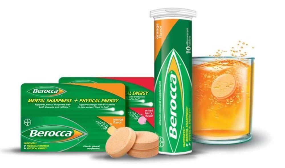 Berocca, potential hangover cure now in U.S.
